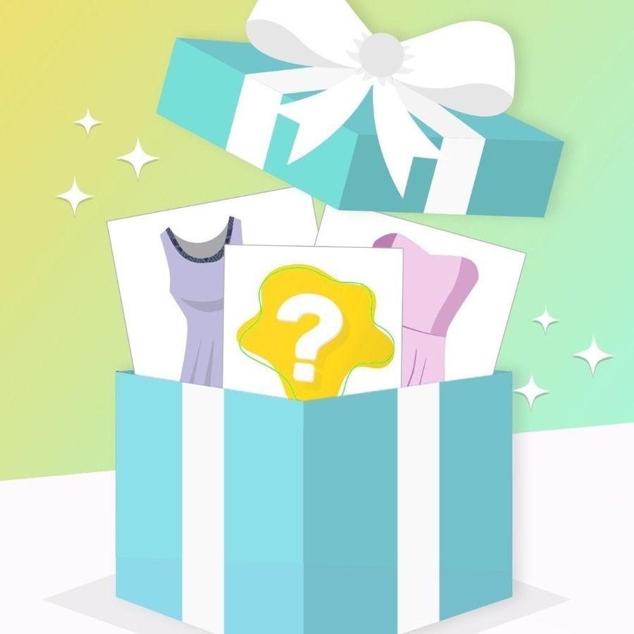 Kleider Mystery Paket