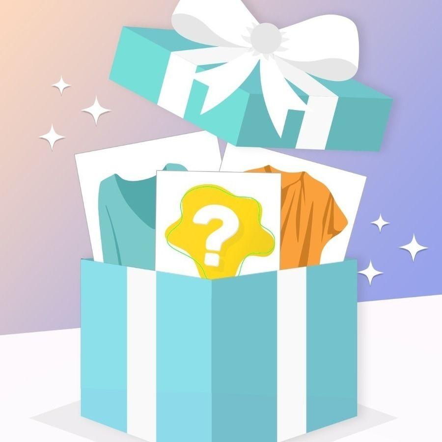 Shirt Mystery Paket