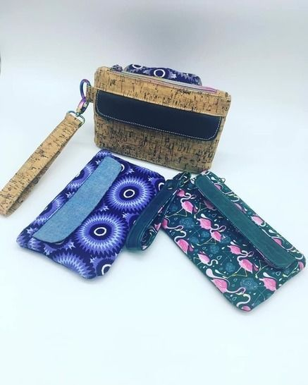 SERENITY WRISTLET / POUCH