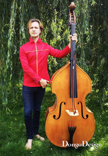 PDF Pattern Double-Bass with ebook sewing instructions