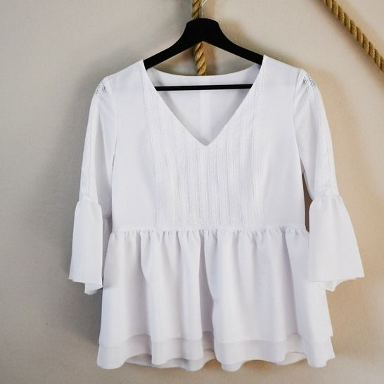 Bluse Albany -  Gr. 32-48