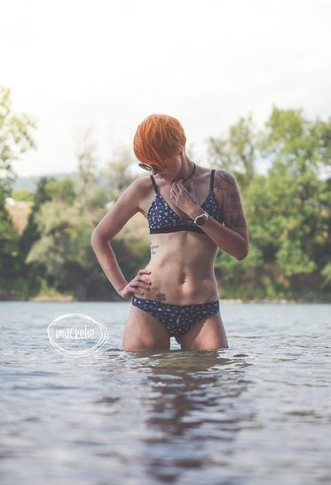Triangle Lingerie Schnittmuster und Anleitung by Sewera