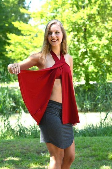 Night & Day Top Schnittmuster und Anleitung by Sewera