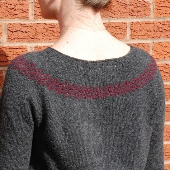Turdus sweater