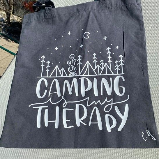 Camping/ Scouting is my therapy   Plott