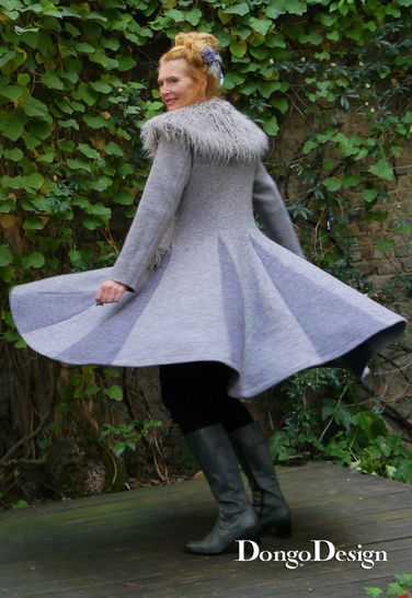 PDF-sewing pattern E-Book Nadja with instructions