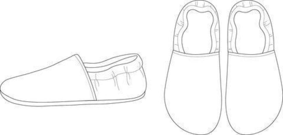Wayfarer Shoes - Baby + Child - PDF Pattern