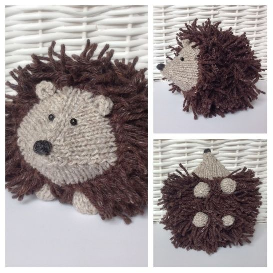 Tweedy Hedgehog