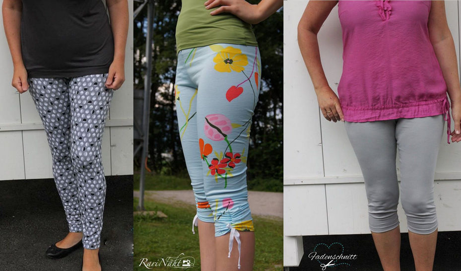 ebook Leggings LORA Size XS - XXL