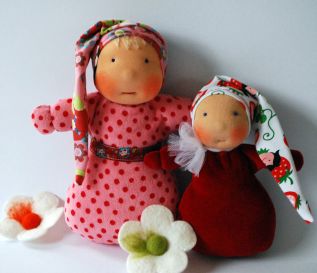 My first doll – 4 Pattern.