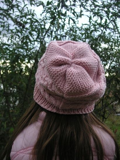 Saraqel - Cable Hat for Girls