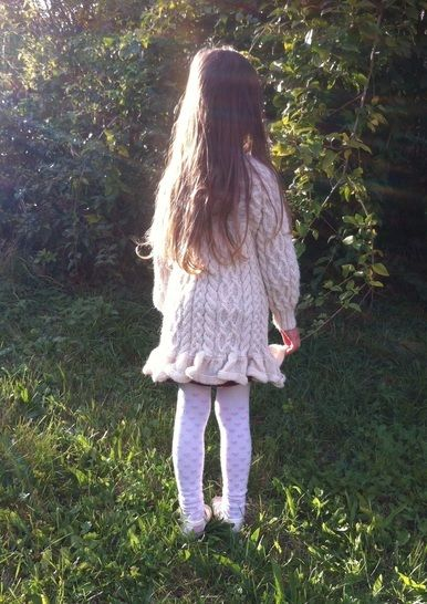 Anamchara - Jumper / Sweater / Dress for Girls 5 years size 122