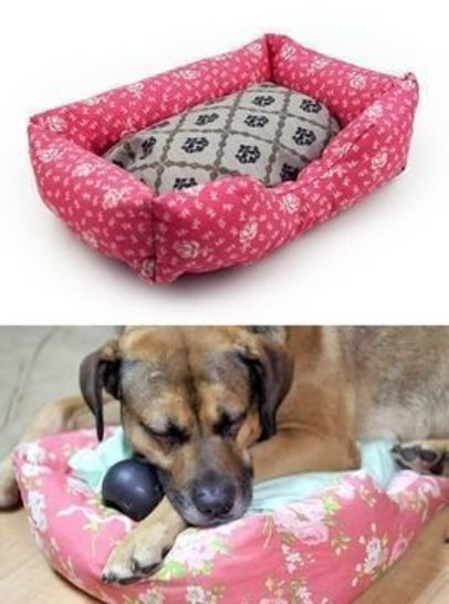 Dog / Cat Bed (3 Sizes) - Sewing Pattern