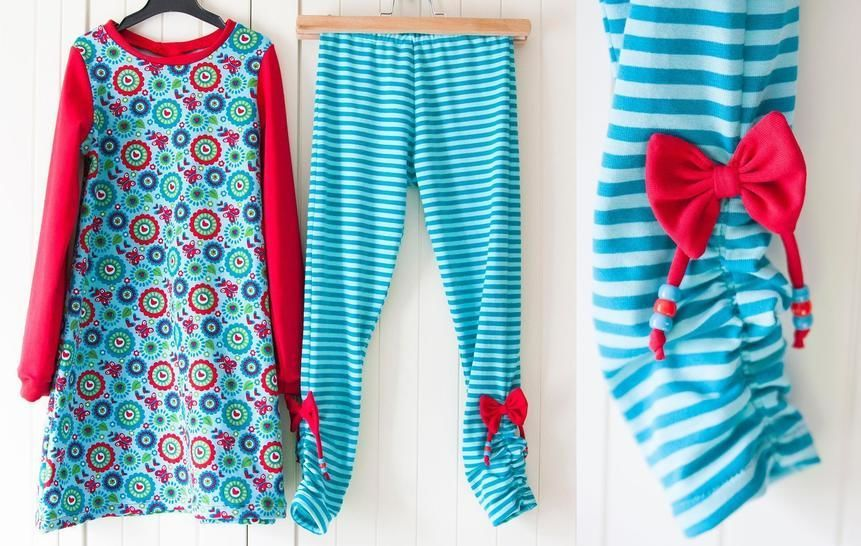 eBook Stelzenhülle KIds Leggings, tights and/or socks
