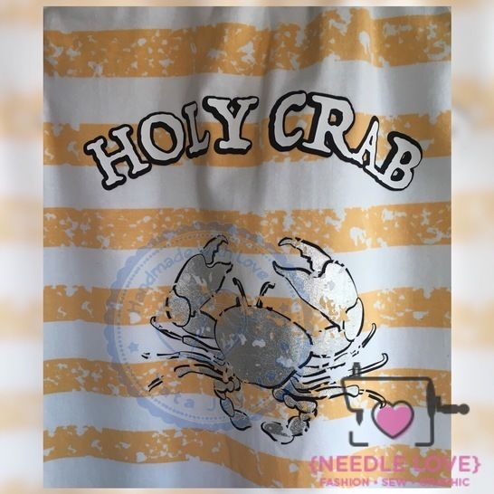 Plotterdatei HOLY CRAB