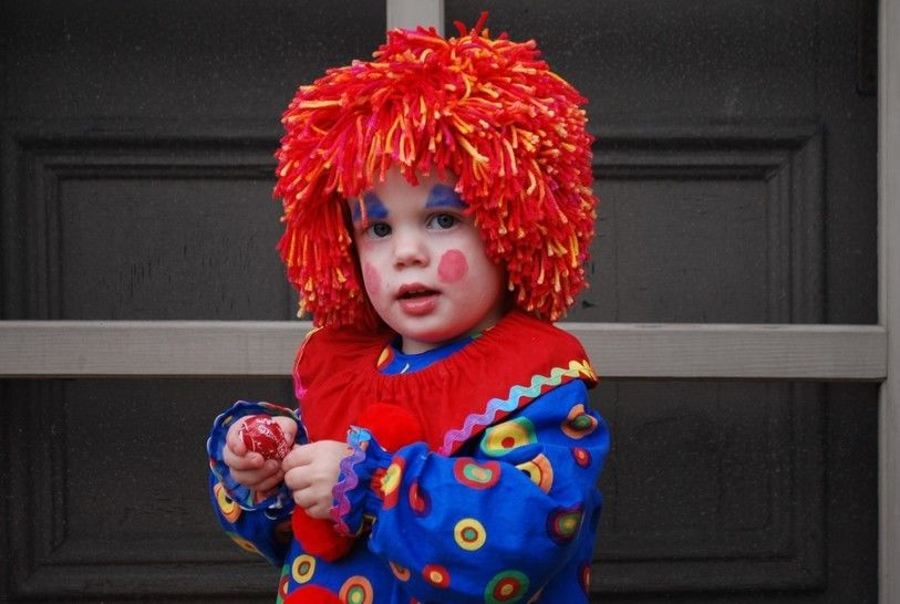 Yarn Wig Sewing Pattern for Children and Adult