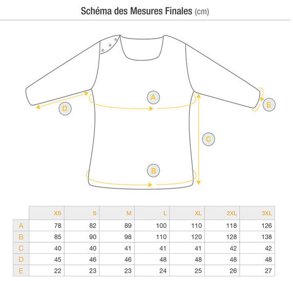 Grand Large - Pull femme XS-3XL - Tricot
