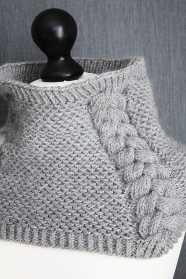 Back to Scowl - Col - Tricot