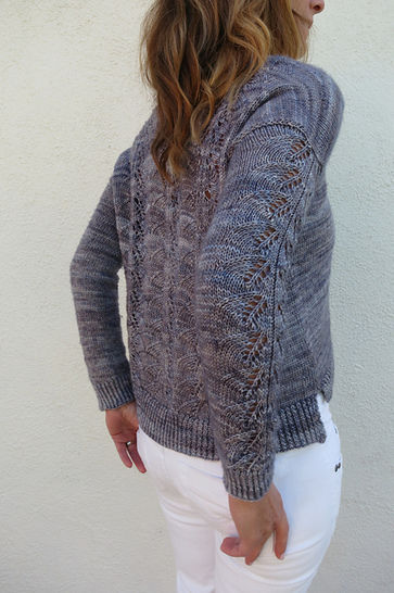 Pull Disoux - tricot