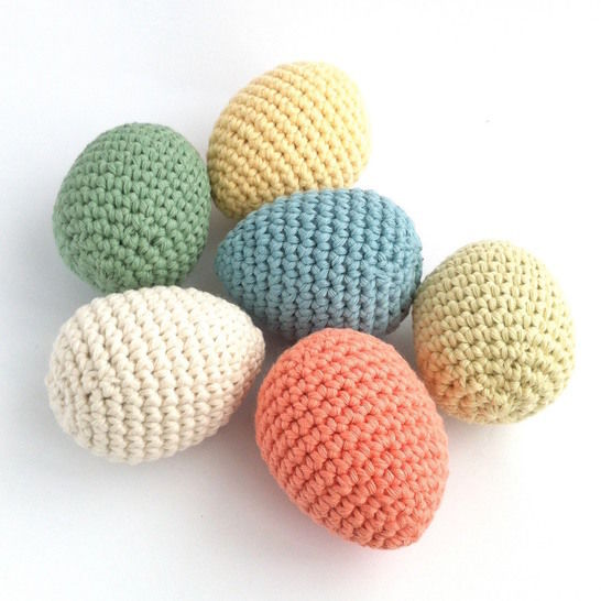Egg Crochet Pattern