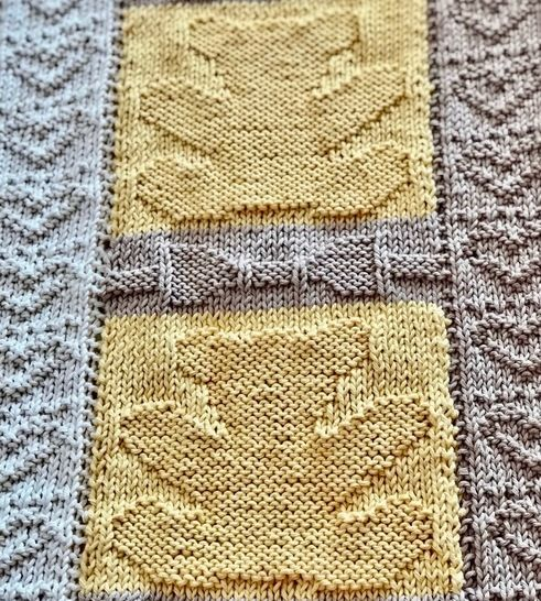 Bears and Bows Baby Blanket (Afghan)