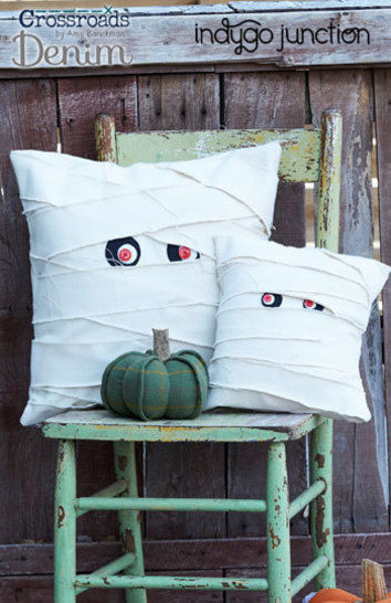 I Love My Mummy Doll & Pillow Pattern