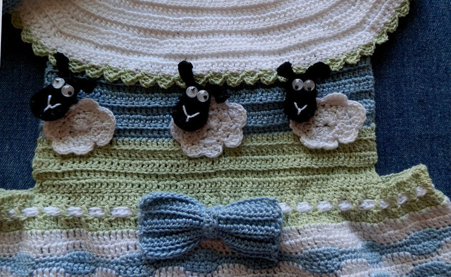 Newborn Romper Sunsuit Crochet Pattern with Matching Shoes and Headband