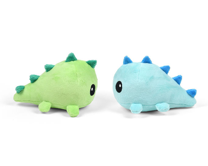 Tiny Dinosaur Chubby Monster Plush Toy Sewing Pattern