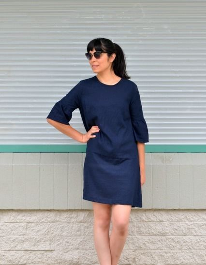 The Alice Top, Tunic and Dress pattern