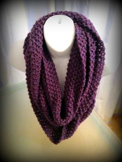 Super Long Infinity Scarf