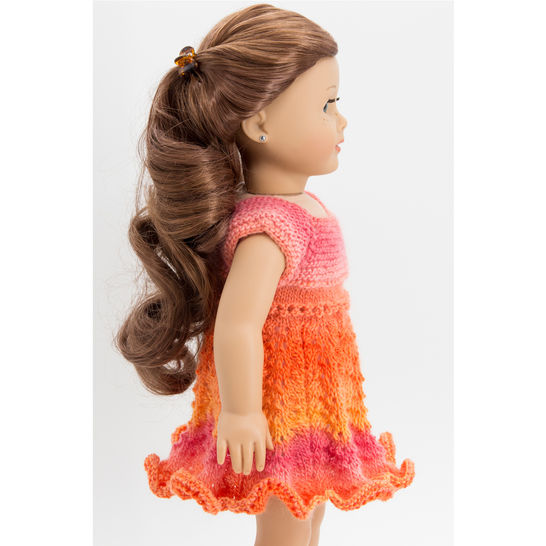 Summer Dress 18 inch dolls