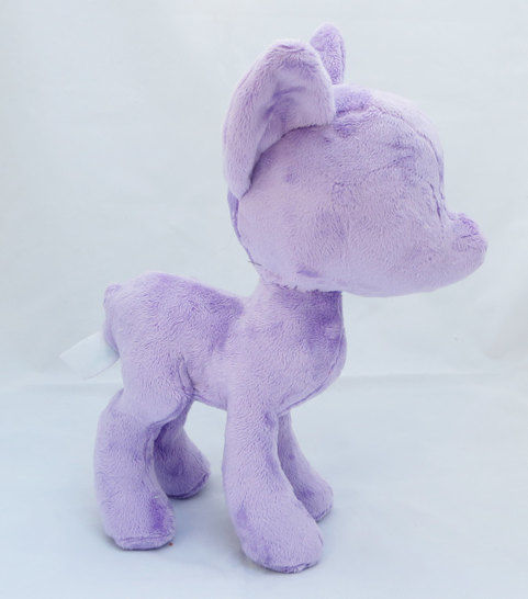 Little Pony Mare Plushie Pattern