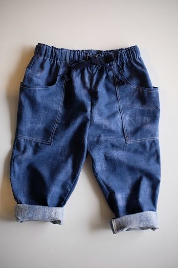 Pocket Pants for Baby, Toddler and Kids