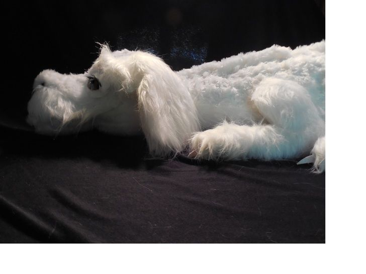 Falkor Plush Toy Pattern