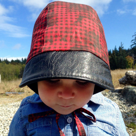 Short Brimmed Toddler Bonnet // Reversible Baby Bonnet Sewing Pattern // Unisex // Sun Bonnet // Ear Add-On // 18 months // 2t // 3t