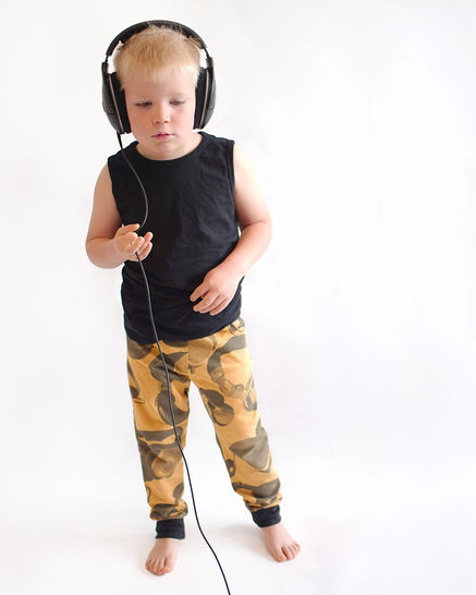 Kids joggers pants Sewing Pattern PDF