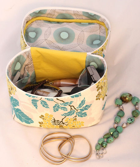 Train Case Sewing Pattern