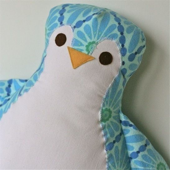 Annie's Penguin Sewing Pattern