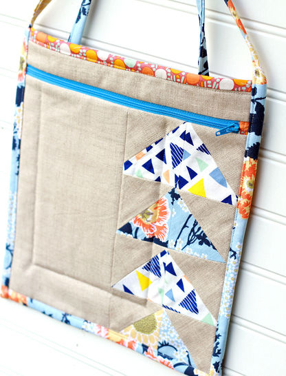 Quilted Frame PDF Sewing Pattern