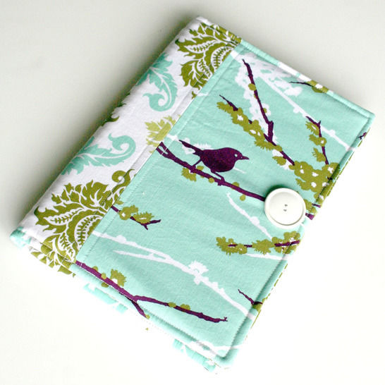 Notebook Cover PDF Sewing Pattern