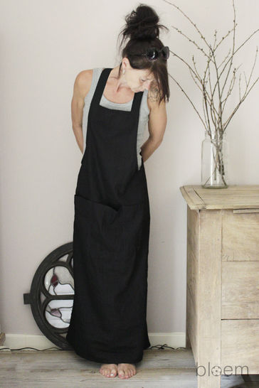 Pinafore Dress, Overall Dress, Short and long