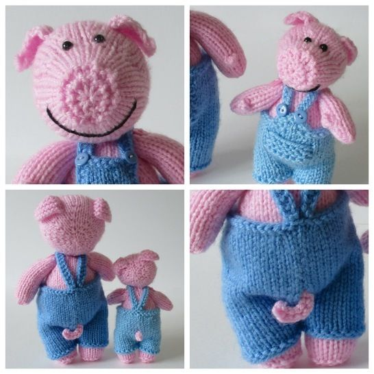 Pop and Pip Pigs