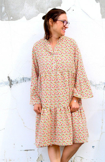 """Willow Dress & Blouse Women"" Kleid / Bluse im Boho Style"