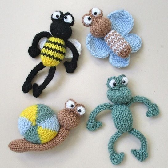 Frogs and Bugs