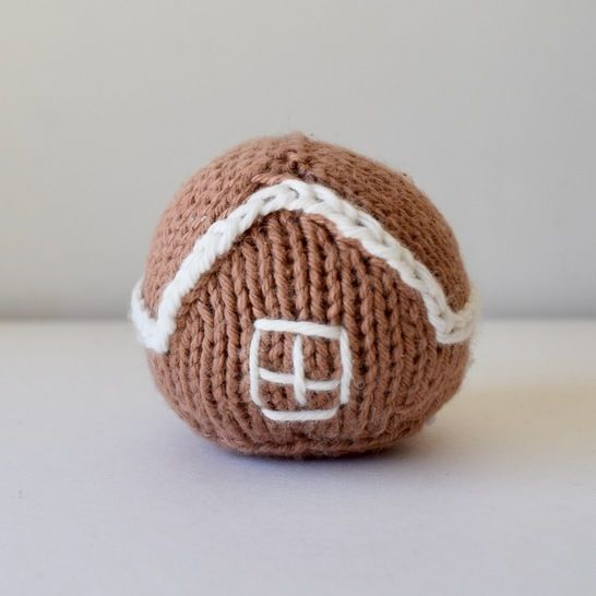 Itsy Bitsy Gingerbread House