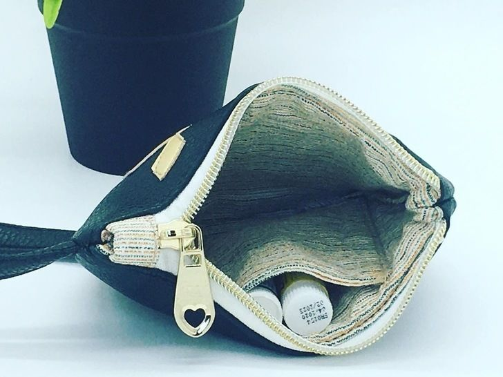 A CUP OF POUCH
