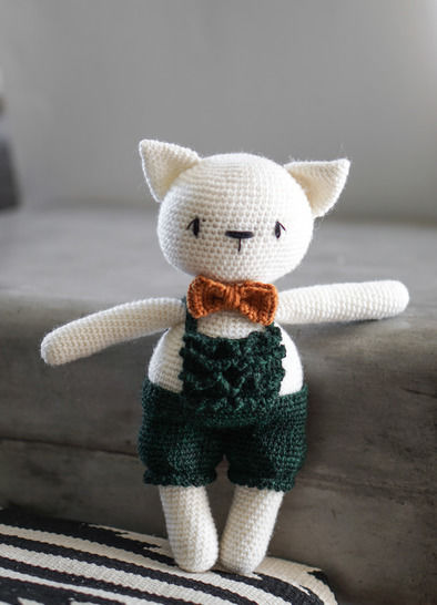 047 - Lily le chat