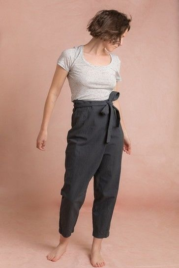 Papao wrap pants size 32 to 58