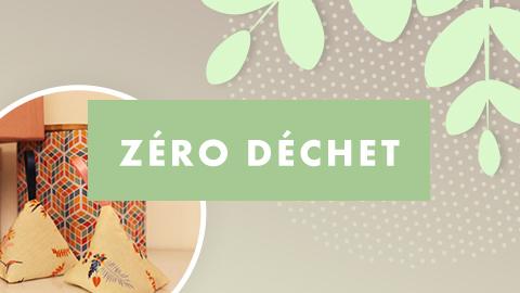 Patrons de couture zéro déchet