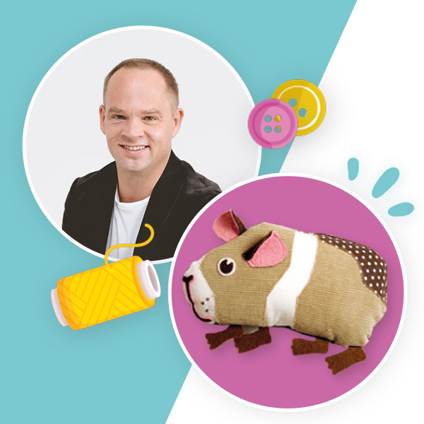 Makerist Gründer und CEO Axel